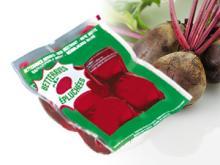 Betterave rouge cuite en sachet sous vide